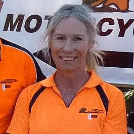 Yvette - Queensland Motorcycle School