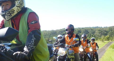 motorbike courses Qride Pre Learner