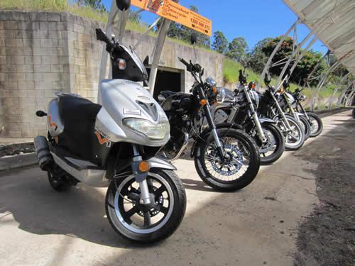 Learn To Ride Motorbike
