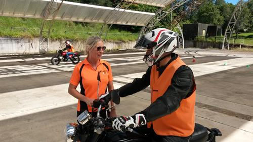 Motorcycle Lesson Sunshine Coast